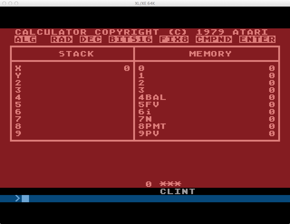 S1E3 Atari Calculator (3/6)