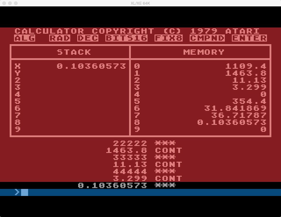 S1E3 Atari Calculator (6/6)