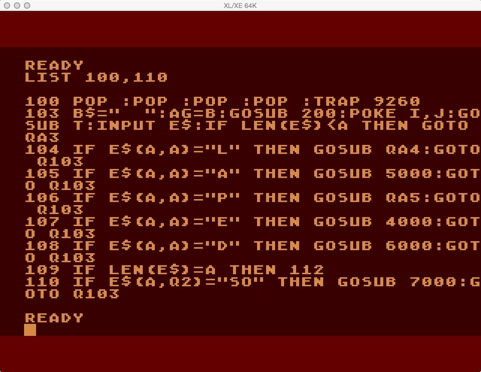 S1E4 Atari Mailing List (6/6)