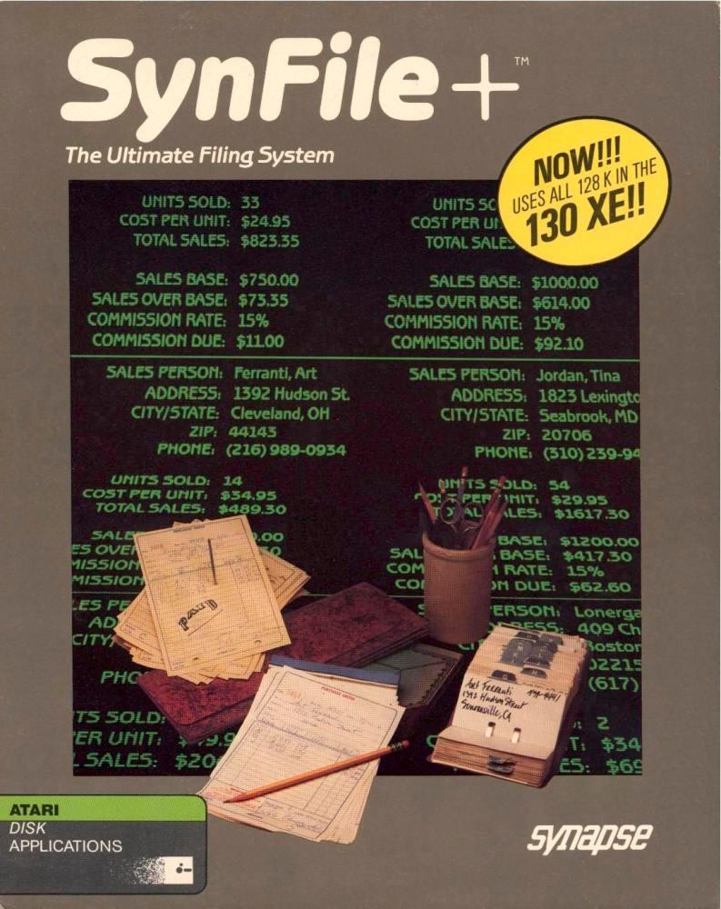 S1E6 Synapse SynFile+ (2/6)