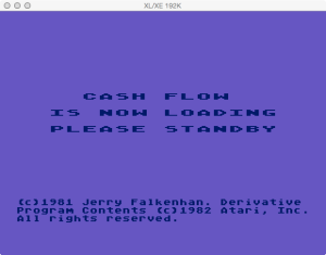 Atari Family Finances Cash Flow Loading