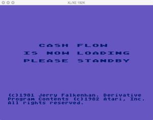 Atari Family Finances Cash Flow Loading