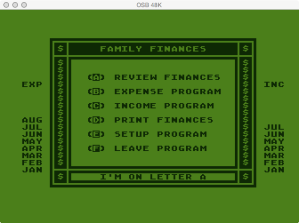 Atari Family Finances Review Load