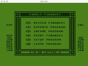 Atari Family Finances Review Load