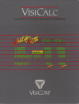 VisiCorp VisiCalc Box Front