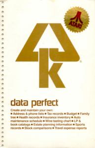 LJK Data Perfect Manual Cover