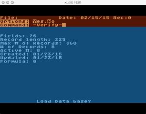 LJK Data Perfect Load Summary