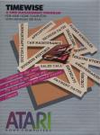Atari Timewise Box Front