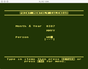 Atari Timewise Print Normal