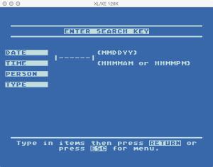 Atari Timewise Inquiry 1