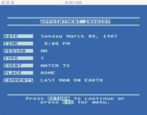 Atari Timewise Inquiry 2