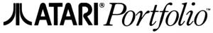 Atari Portfolio Logo
