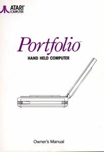 AtariPortManualCover1989