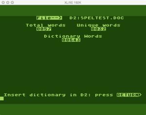 DataSoft Spell Wizard Proof User 1