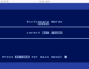 DataSoft Spell Wizard Search 2 N