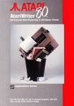 AtariWriter 80 box front