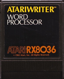 AtariWriter Version A