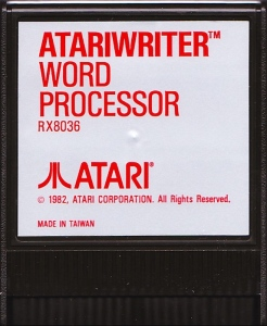 AtariWriter Version C