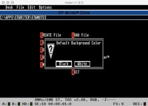 STWriter Config 3