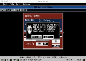 STWriter Config 4