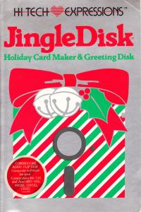 JingleDisk Front Cover