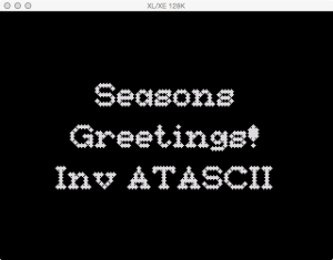 JingleDisk Custom Message Screen