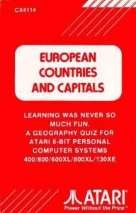 Euro Capitals UK release