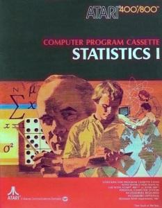 Atari Statistics I Box Front