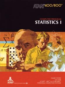 Atari Statistics I Manual Cover