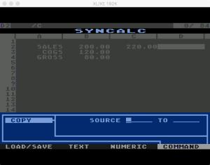 Synapse SynCalc Copy 1