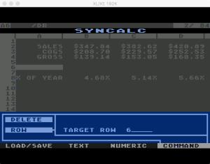 Synapse SynCalc Delete 2