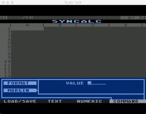 Synapse SynCalc Format Margin