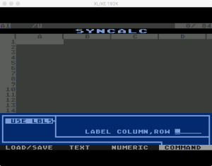 Synapse SynCalc Use Labels