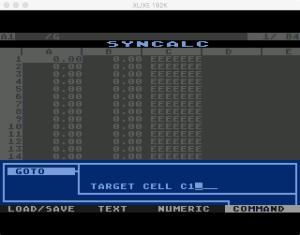 Synapse SynCalc Goto