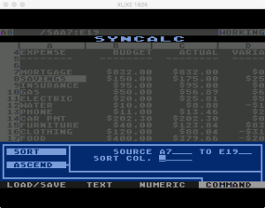 Synapse SynCalc Sort 2
