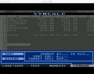 Synapse SynCalc Sort 3