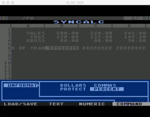 Synapse SynCalc Unformat 1