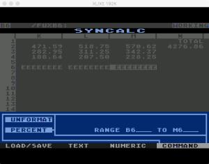 Synapse SynCalc Unformat 2