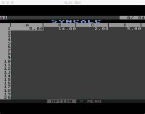 Synapse SynCalc Forward Ref 1