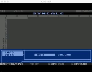 Synapse SynCalc Load Data 1
