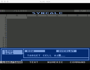 Synapse SynCalc Load Data 3