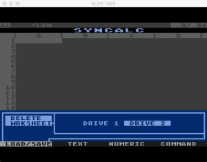 Synapse SynCalc Delete Worksheet 1