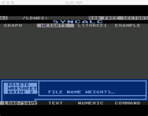 Synapse SynCalc Delete Worksheet 3
