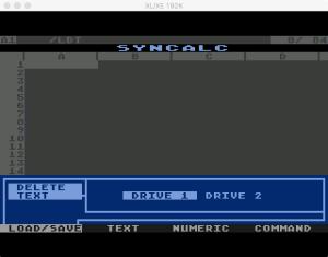 Synapse SynCalc Delete Text 1