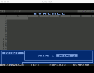 Synapse SynCalc Format 1