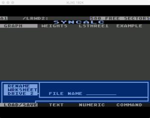 Synapse SynCalc Rename 3