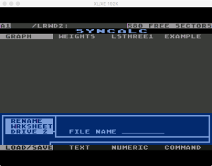 Synapse SynCalc Rename 3