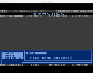 Synapse SynCalc Save Data 4