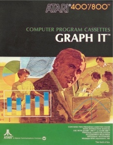 Atari Graph It Box Front