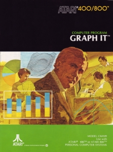 Atari Graph It Manual Cover